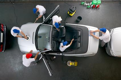 Fahrzeugwert steigern und erhalten