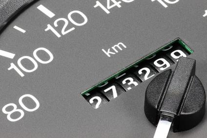 Tachometer mit Kilometerstand 273.299.