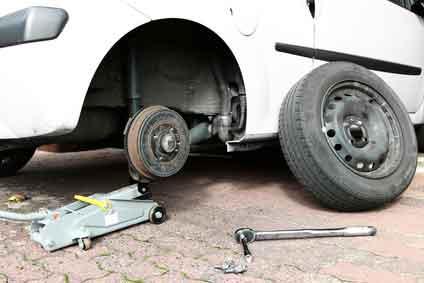 Bremsen testen - für den Notfall vorbereitet